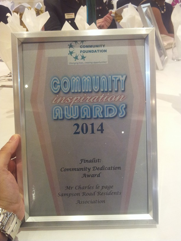 Community Inspiration Awards 2014 002